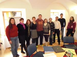 Obisk Primoža Kozmusa na delavnici v Krškem